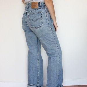 Vintage Levi's 517 Bootcut Jeans